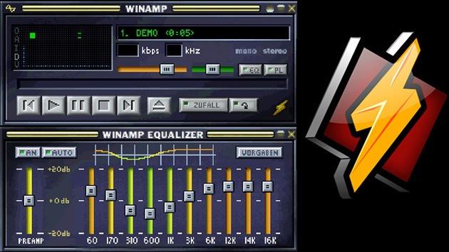 Winamp dejará de estar dispobible