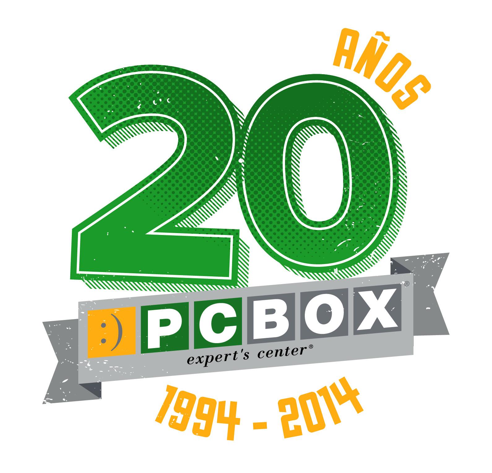 20 Años PCBox
