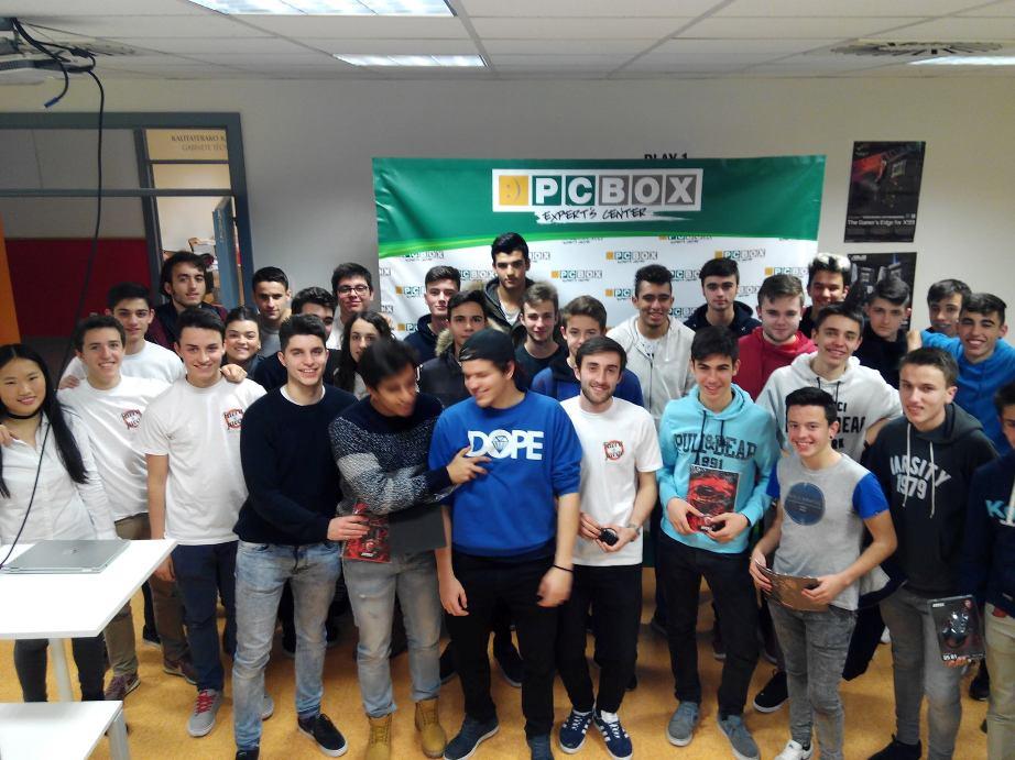 PCBox Bilbao