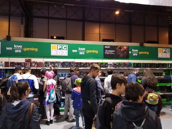 Gamergy diciembre 2017