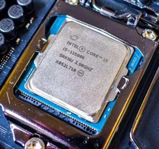 Procesadores Intel Core de 11 generación: i5-11600K