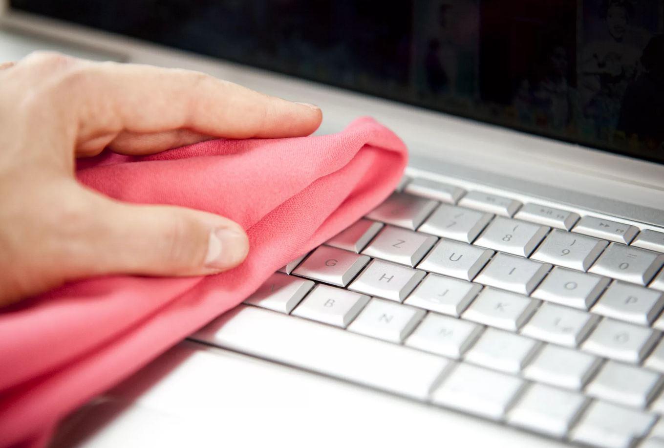 La limpieza del portátil alarga su vida