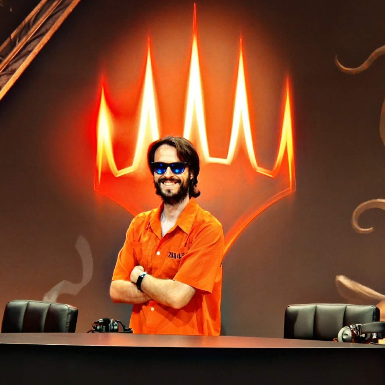 Arturo Alonso, de PCBox Huesca, es un gran seguidor de Magic