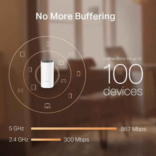 La App Deco te facilita la gestión de toda la red WiFi