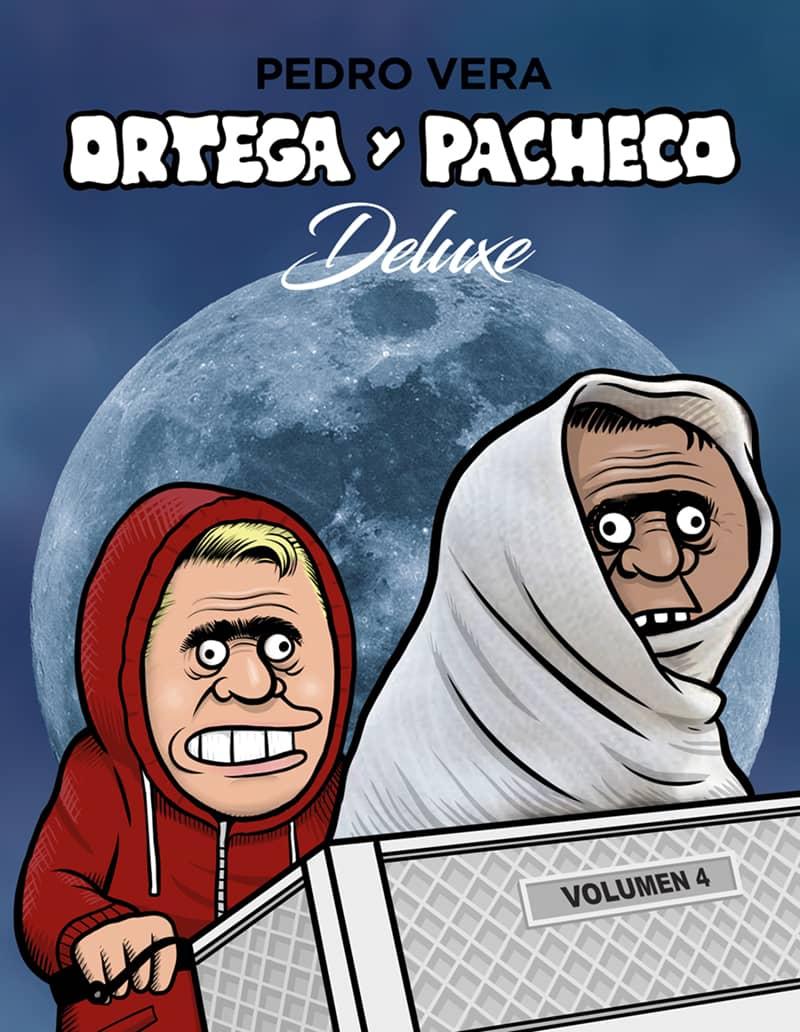 Portada de 'Ortega y Pacheco Deluxe', volumen 4